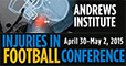 Andrews Institute Injuries in Football Conference